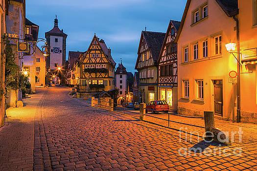 Rothenburg ob der Tauber by Henk Meijer Photography