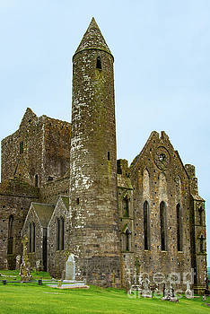 Bob Phillips - Round Tower at the Rock of Cashel
