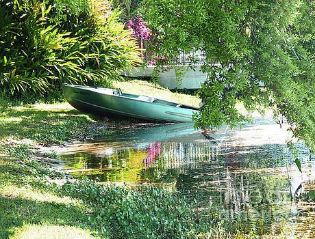 Sharon Williams Eng - Row My Boat Ashore