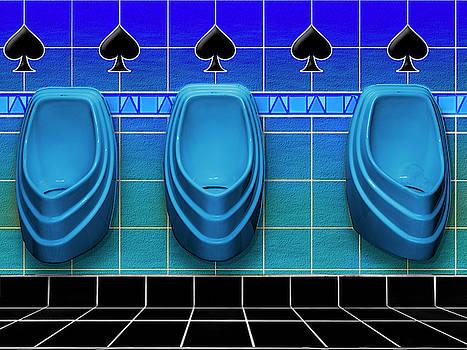 Royal Flush by Paul Wear