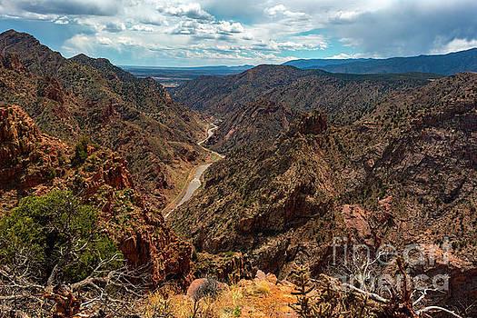 Royal Gorge Colorado by Steve Krull
