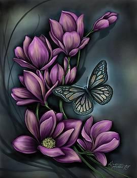 Royal Magnolia  by Desiree Mattingly