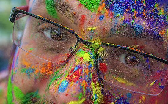 Rueful Rainbow by Traci Asaurus