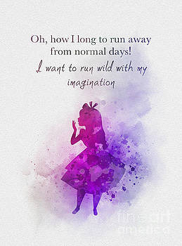 Run wild with your imagination by My Inspiration