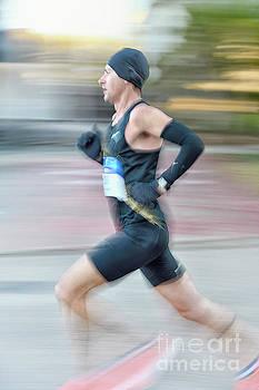 Runners Stride by Norman Gabitzsch