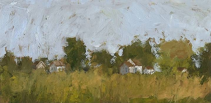 Rural Panorama I Wall Art by Ethan Harper