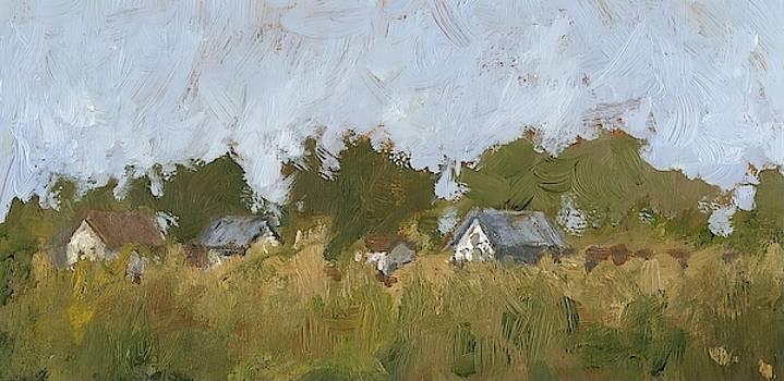 Rural Panorama II Wall Art by Ethan Harper