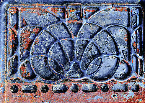 Kae Cheatham - Rusted Stove Door