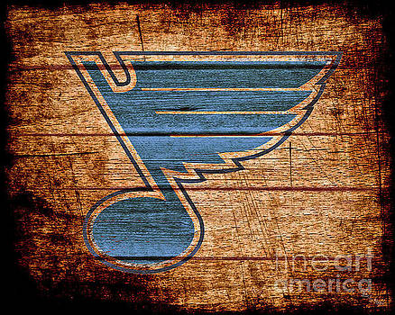 Rustic Blues by Billy Knight