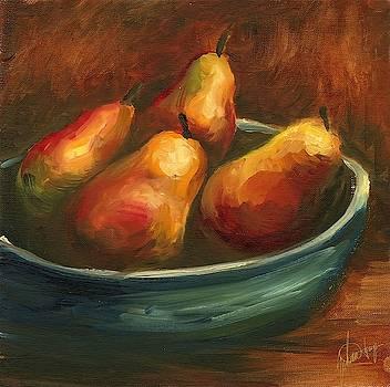 Rustic Fruit I Wall Art by Ethan Harper