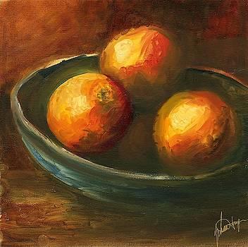 Rustic Fruit IV Wall Art by Ethan Harper