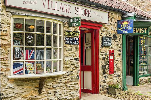 David Ross - Ryedale Folk Museum, Yorkshire