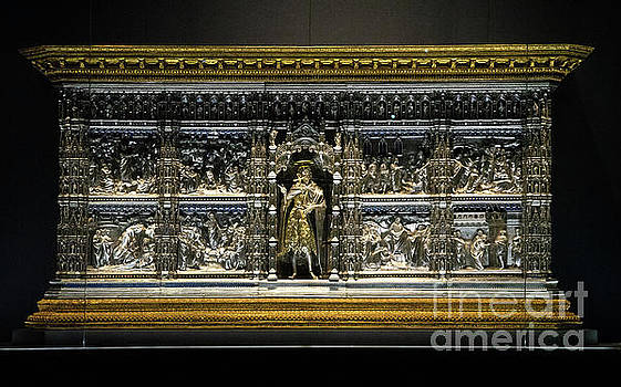 Wayne Moran - Sacred Art From The Museum of the Works of el Duomo Florence Italy