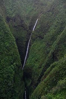 Sacred Falls by Lucinda Walter