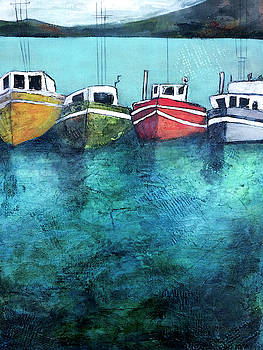 Safe Harbour by Barb Pearson