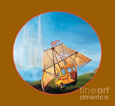 Sailbus by Donna Hall