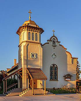 Saint Anthony's Church by David Sams