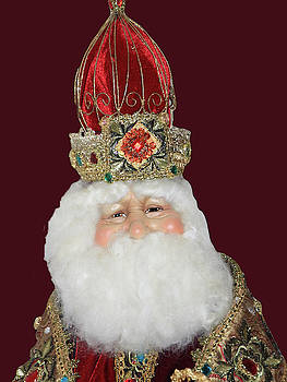 Saint Nick by Rosalie Scanlon