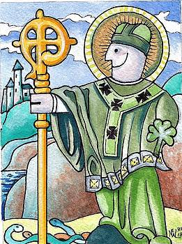 Saint Patrick Banishing the Snakes by Neal Winfield