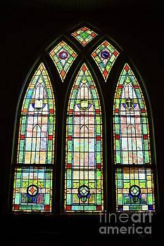 Saint Paul AME Church by Linda Covino