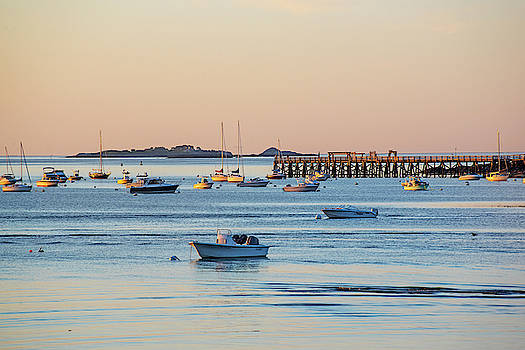 Toby McGuire - Salem Willows Pier from Beverly MA independence Park
