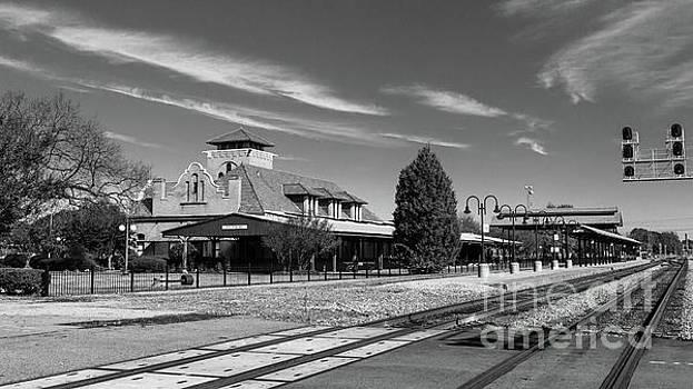 Salisbury North Carolina Train Station by Terri Morris
