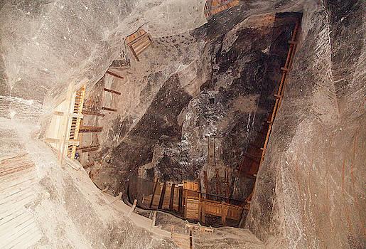 Ramunas Bruzas - Salt Mine Shaft