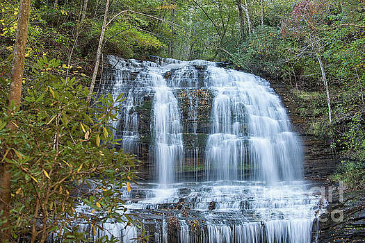 Dale Powell - Saluda NC Water Fall