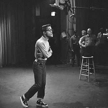 Sammy Davis Jr. On The Big Record by Cbs Photo Archive