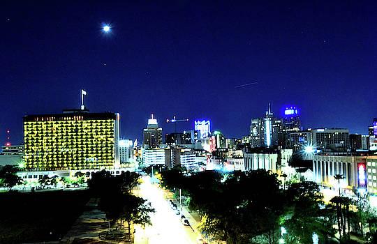 Kathy McCabe - San Antonio Moon