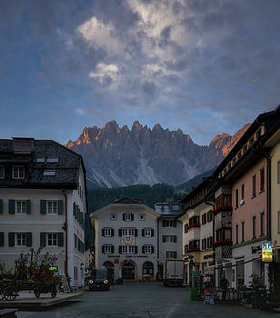 San Candido, Val Pusteria, Italy by Ludwig Riml