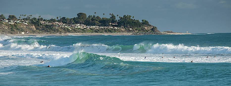 Cliff Wassmann - San Clemente Surf