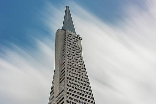 Julieta Belmont - Transamerica Pyramid, San Fransisco