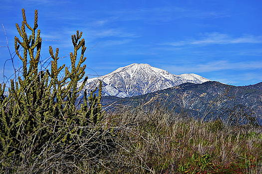 San Gorgonio Mountain by Glenn McCarthy Art and Photography