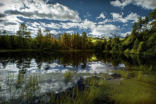 San Juan Mountains by Jon Glaser
