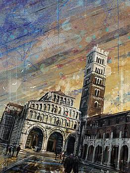 San Martino tramonto by Andrea Gatti
