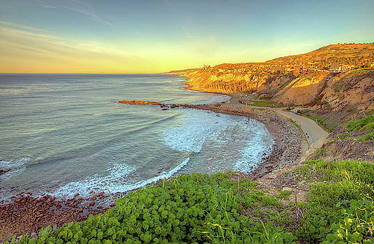 San Pedro California Coastline by R Scott Duncan