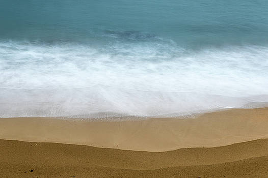 Sand And Sea by Stelios Kleanthous