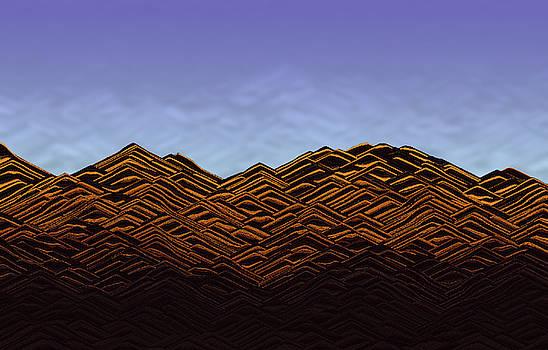 Sand Drop 1 by Tin Tran