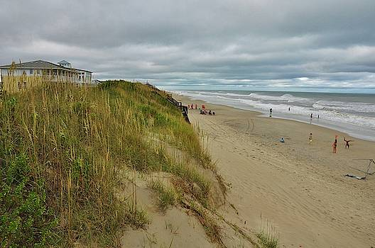 Sand Dunes by William Fox