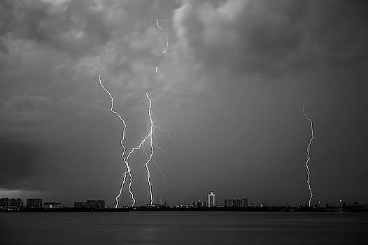 Joe Leone - Sand Key Lightning