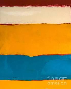 Sand n Sea by Nancy Belle