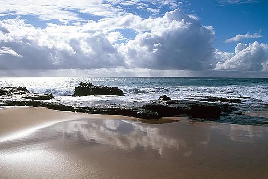 Susan Burger - Sandy Beach Early Morning