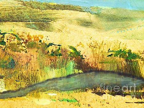 Sharon Williams Eng - Sandy Landscape