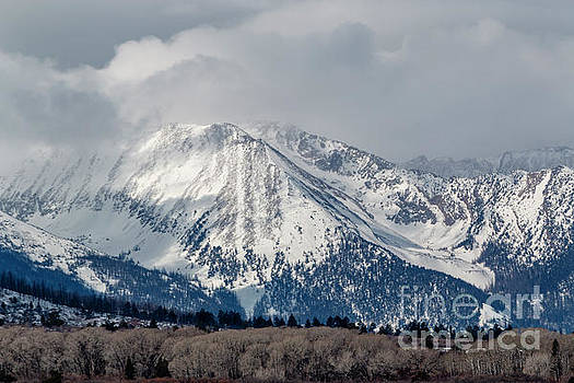 Steve Krull - Sangre de Cristo Mountain Range of Colorado