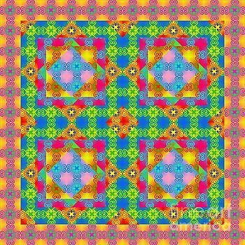 Walter Neal - Sankofa Kaleidoscope 1