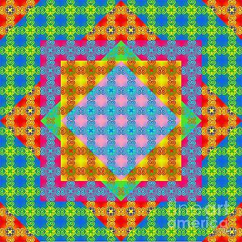 Walter Neal - Sankofa Kaleidoscope Prime 1