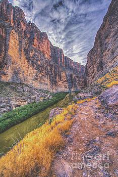 Santa Elena Trail by Charles Dobbs