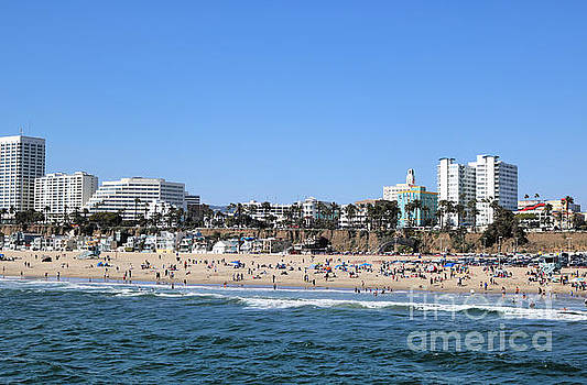 Diann Fisher - Santa Monica Beach Landscape