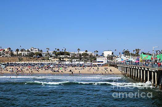 Diann Fisher - Santa Monica Pier and Beach